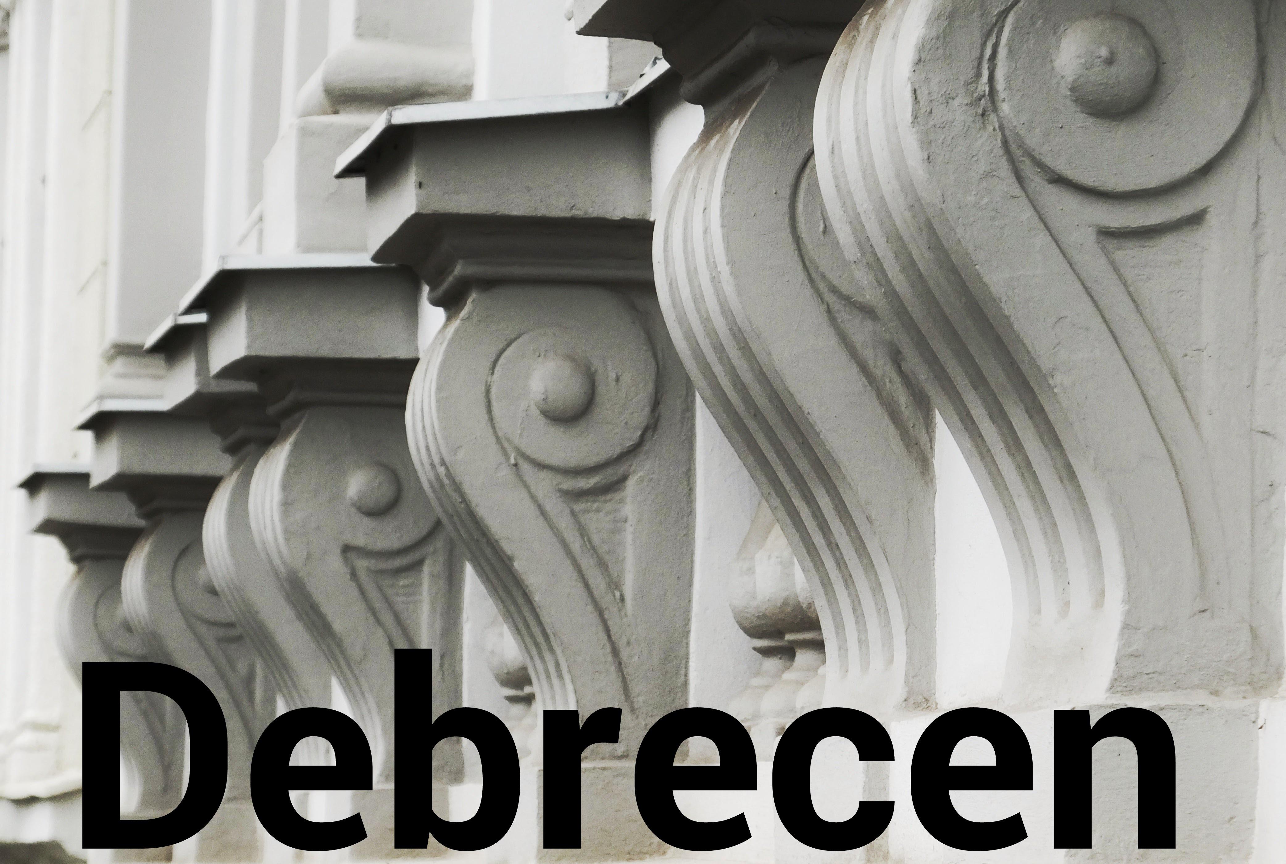 Debrecen, Hungary, Hongrie, Magyarország. Asicu, As I See You. Ahogy én láttam. 2017
