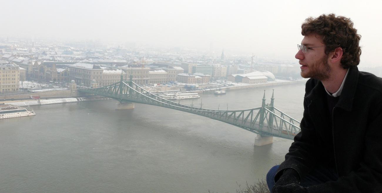 Daniel – un Américain à Budapest